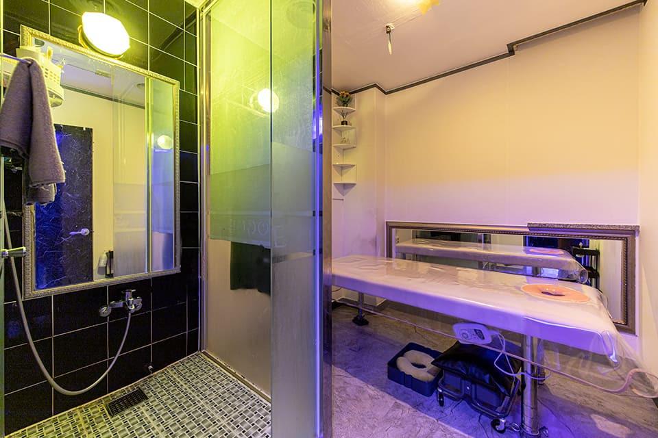 용인 구갈동 더데이스웨디시 관리실 샤워실