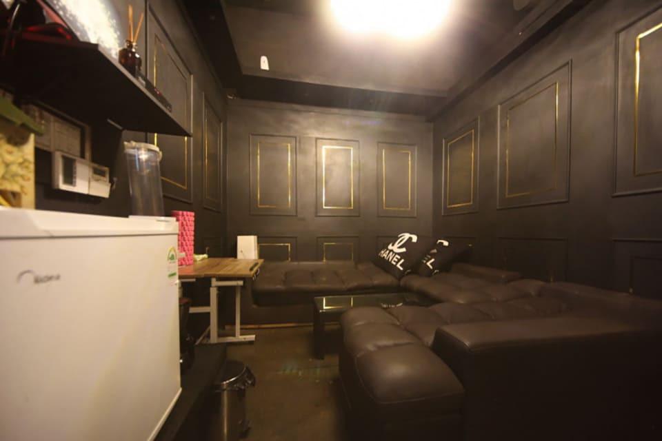 대전 갈마동 가인스웨디시 휴게실