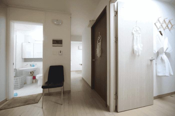 광진 구의동 나비테라피 화장실