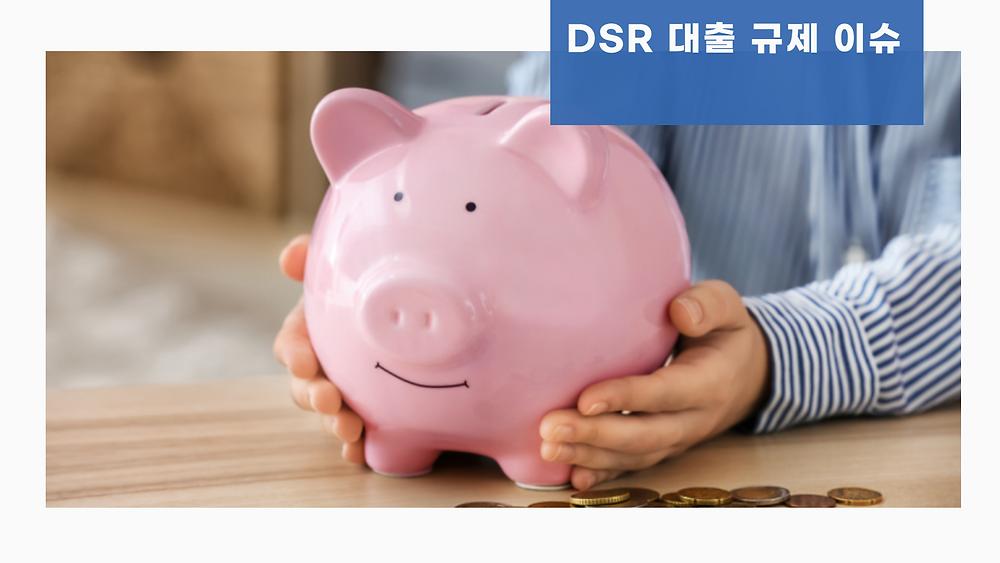 DSR 대출 규제 이슈