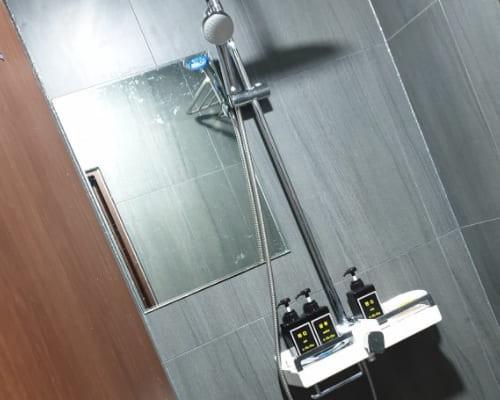 인천 1인샵 해인 샤워실