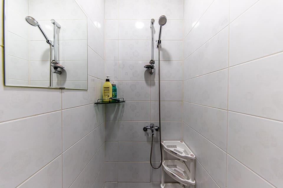 천안 불당동 루디테라피 샤워실