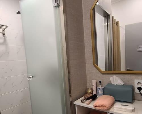 동두천 1인샵 하늬 마사지 샤워실