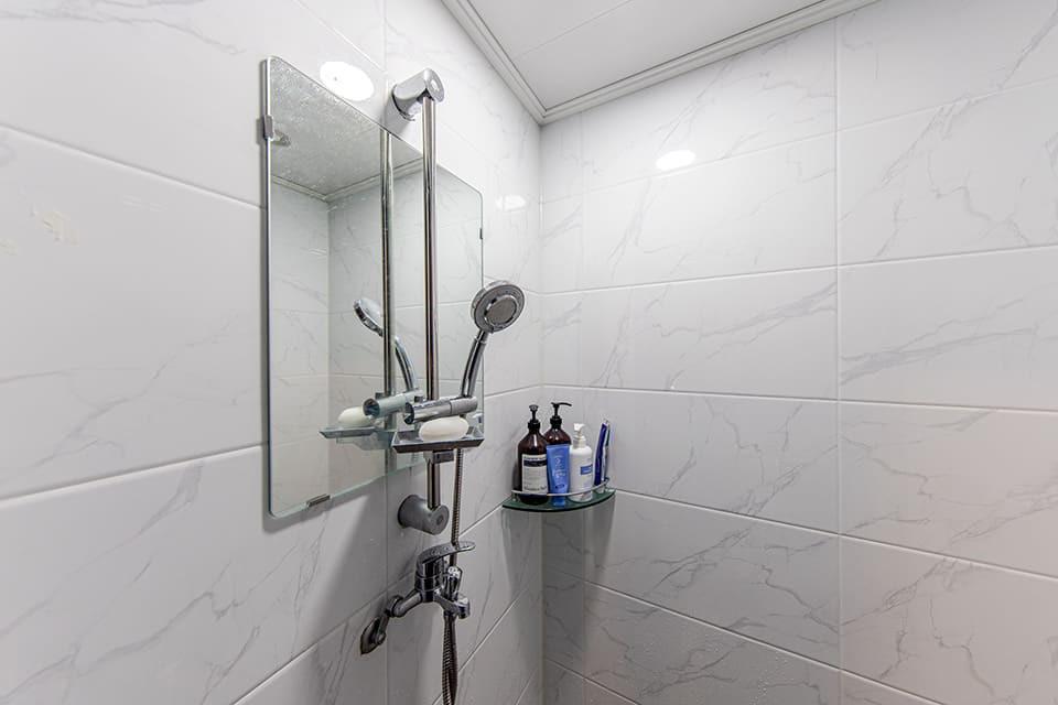 수원 인계동 현테라피 관리실 샤워실