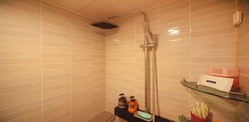 수원 인계동 모델라인 샤워실