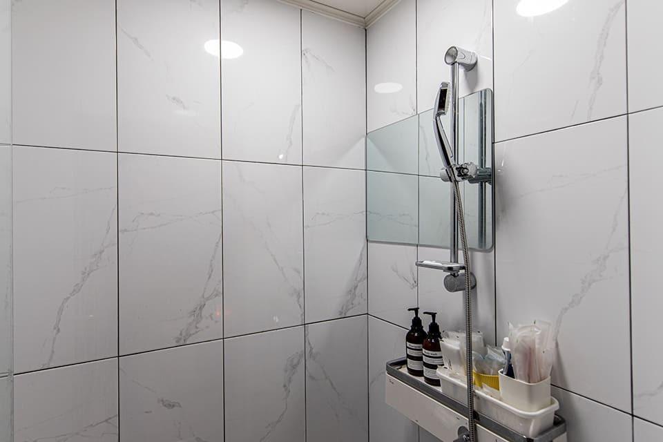 천안 에이플러스 샤워실