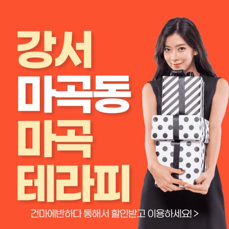 강서 마곡동 마곡테라피 보라빛 매력으로~!