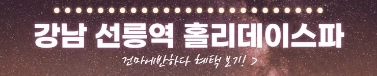 강남 선릉역 홀리데이스파 바로가기