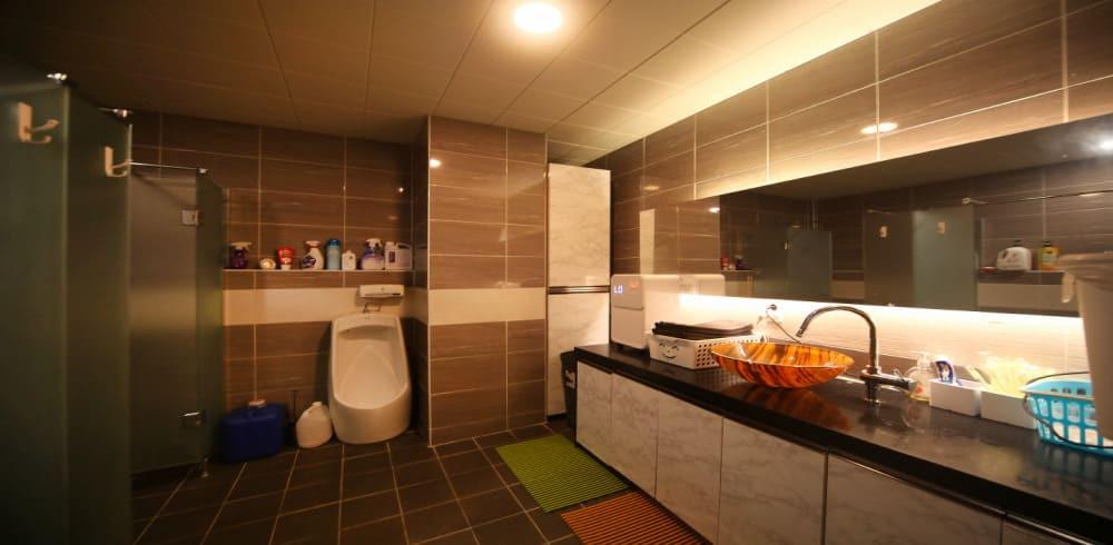 대전 둔산동 압구정스웨디시 화장실