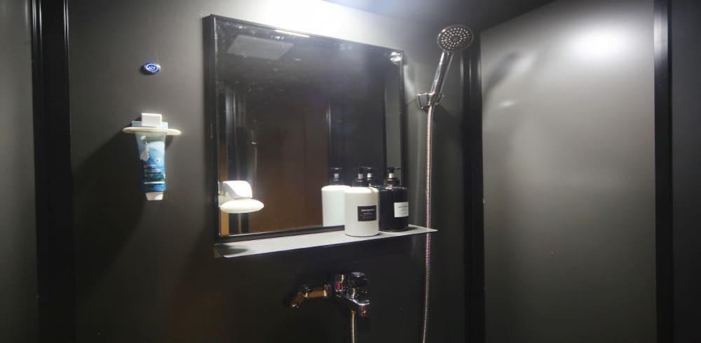 광진 구의역 올바름스웨디시 샤워실