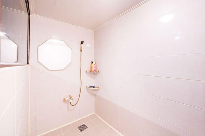 수원 인계동 폭스나인 샤워실