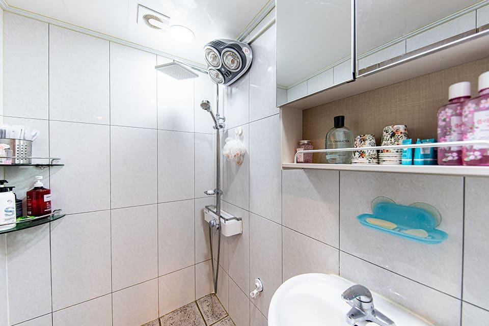 발산역 정테라피 샤워실