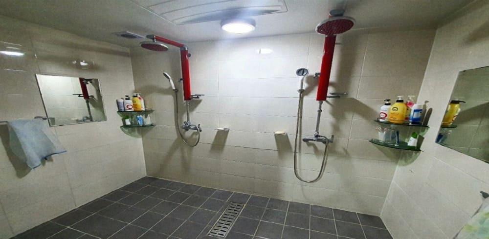 동탄 북광장 마사지 구인구직 히트테라피 샤워실