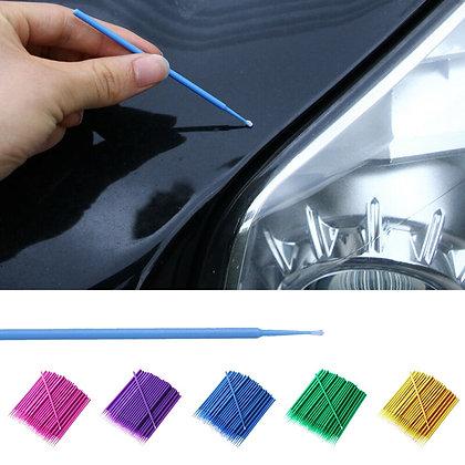 100pcs Paint Touch-Up Paint Brushes