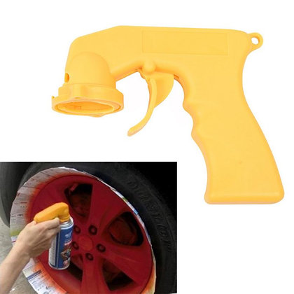 Spray Paint Gun Handle Adapter