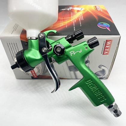 1000PRO New Green Spray Gun 1.3mm HVLP