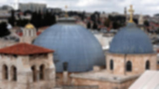 Church of Holy Sepulchre | Hartuv Tours