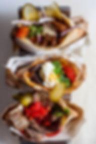 Miznon Sandwiches