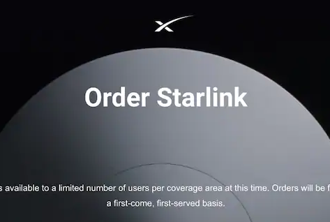 Elon Musk-backed Starlink broadband pre-orders now available in India for around Rs 7000