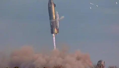 'RIP SN10': Elon Musk's SpaceX Starship rocket pulls off landing, then explodes
