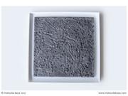 Coal in wax
