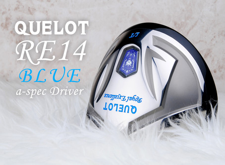 QUELOT RE14 BLUE 고반발 드라이버 헤드 출시!