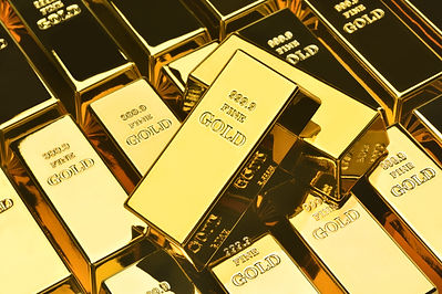 Stack of gold bars, Financial concepts.jpg