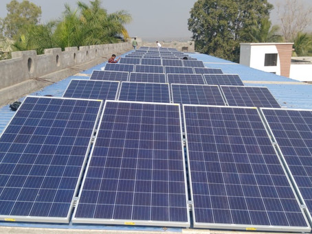 SESA Funds Solar Arrays in Rural India and Ohio
