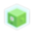 Green Block Monster