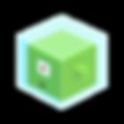 녹색 블록 몬스터