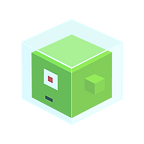 Green Block Monster