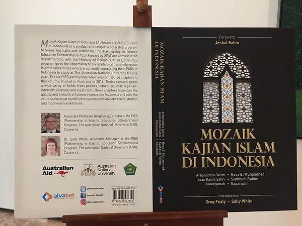 Mozaik kajian Islam di Indonesia.jpg