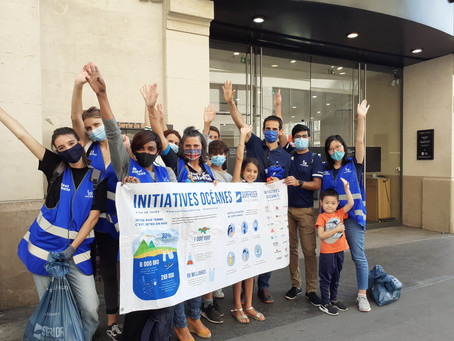 Novo Nordisk France lutte contre la pollution plastique!