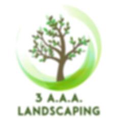 3AAA landscaping logo