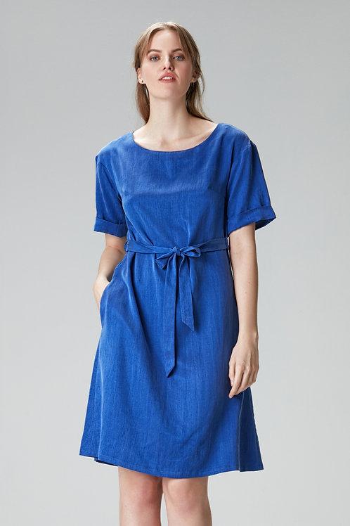 """Soft Cupro dress """"Mala"""""""
