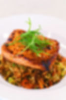 YOT Bar & Kitchen - Miso Salmon