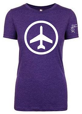 Shirt - SS - Grape - Women