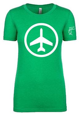Shirt - SS - Green - Women