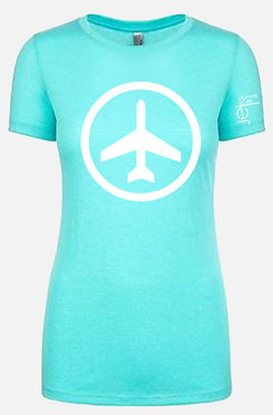 Shirt - SS - Teal - Women