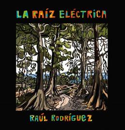 Portada de 'La Raíz Eléctrica' por Mariscal