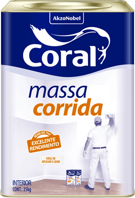 Coral - Massa Corrida