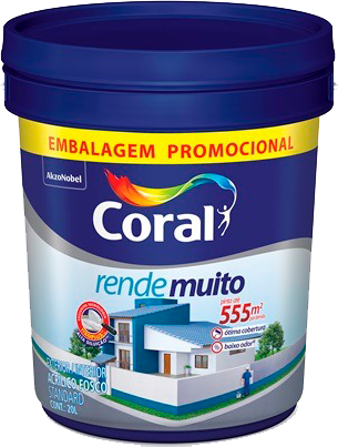 Coral - Rende Muito