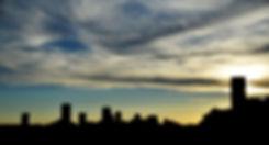 City of Johannesburg Skyline Photography