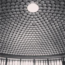 Rotunda Ceiling | Park Station