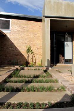 Entrance Walkway