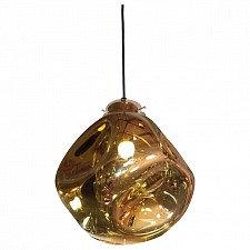 Подвесной светильник Soap 9208P/BL gold