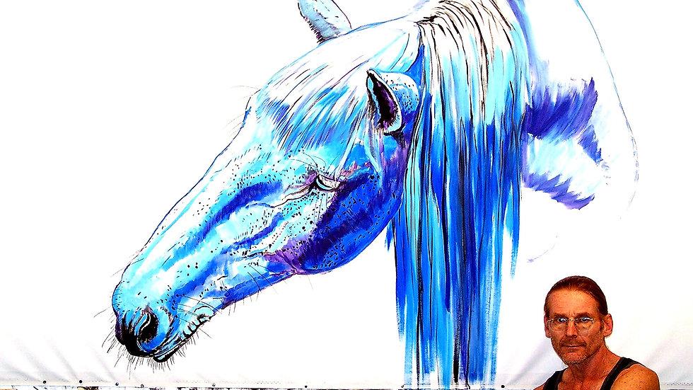 """""""Peaceful Blue"""""""