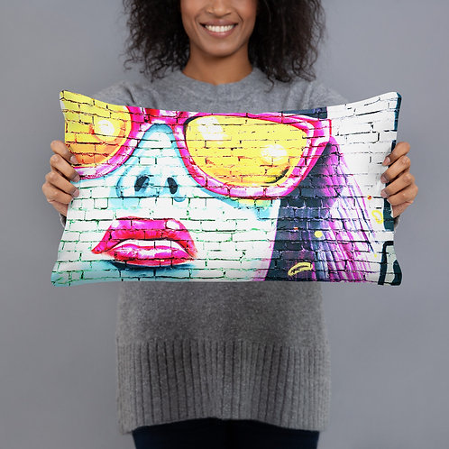Truly Free Fashion Basic Pillow