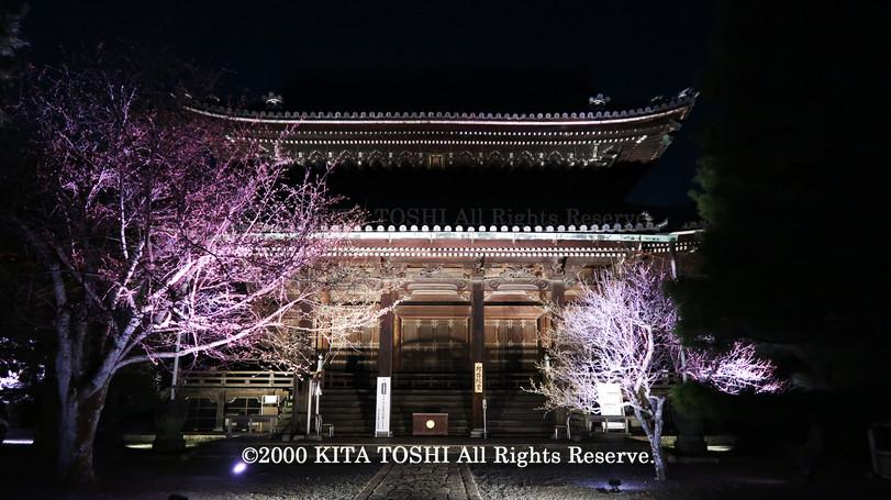 寺院ライトアップデザイナー作品Ci21-30 KITA TOSHI照明デザイナー