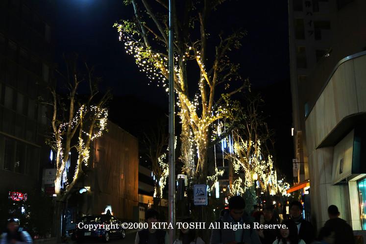Illumination designer KITA TOSHI's design work 18-19Ki3 (lighting designer)
